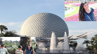 our trip to epcot at walt disney world spring 2015 flower festival