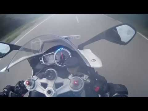 Triumph Daytona - sprint