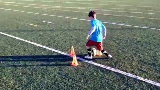 part3 soccer hurdle drills with adam u6 u7