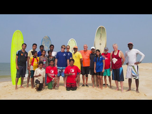 The Surf Ashram - Mantra Surf Club - 2015