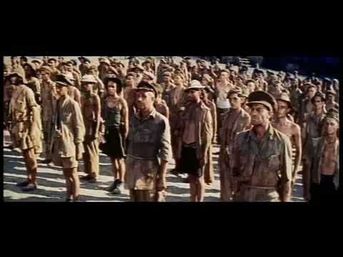 The Bridge On The River Kwai Official Trailer 1957 Oscar Best Picture