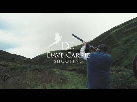 Dave Carrie (Extreme Partridge Shooting) - Drumlanrig Castle Day 1