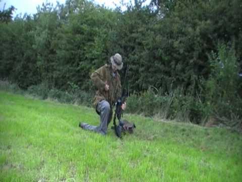 Air Rifle Hunting, Rabbit Hunt 6, 12 july 2010