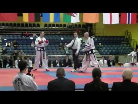 Stephen Ryan vs Connor Dunne INTA Open Final