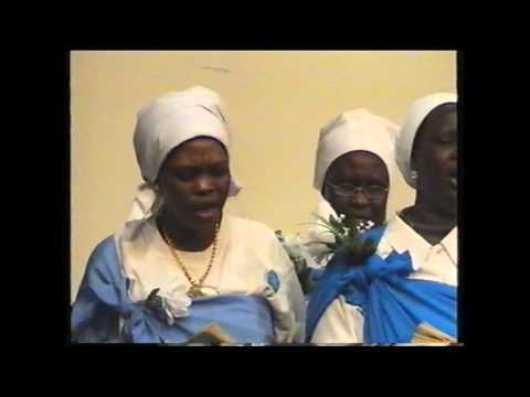 Australian Nuer Baptist Woman Group part 2