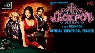 Jackpot Official Theatrical Trailer  2013 | Naseeruddin Shah | Sunny Leone | Sachiin Joshi