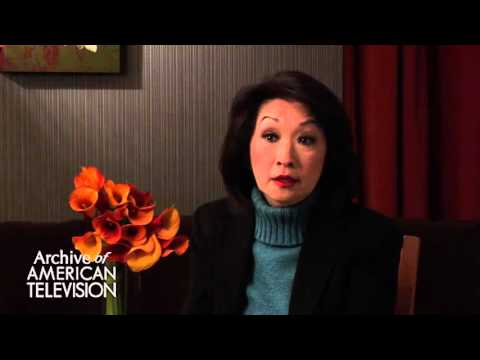 Connie Chung discusses experiencing racism in her career - EMMYTVLEGENDS.ORG