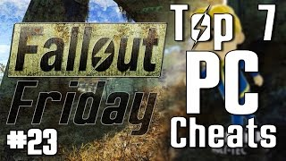 Game | Top 7 Fallout 4 cheats for PC Fallout Friday | Top 7 Fallout 4 cheats for PC Fallout Friday