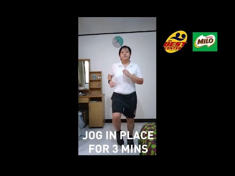 MILO Sports Clinics Online- Basketball: Week 1 (Ball Handling Confidence)