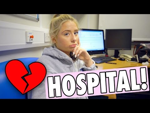 GOING TO HOSPITAL :(