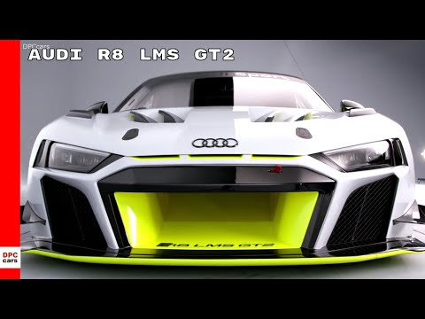 Audi R8 Lms Gt2 Youtube