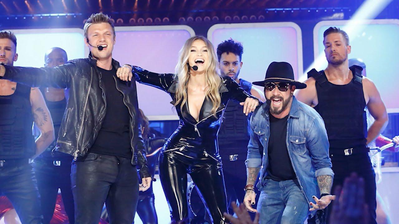 Gigi Hadid Sings Backstreet Boys On Lip Sync Battle Preview Youtube