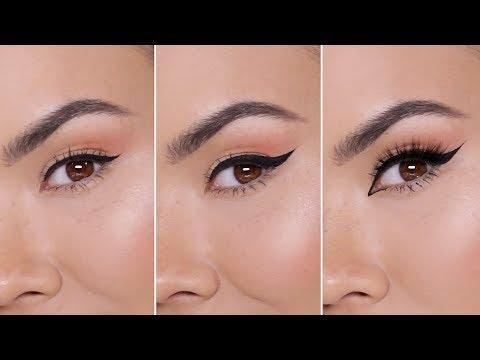 How To: CAT EYELINER - 3 WAYS | Maryam Maquillage