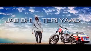 Jab bhi teri yaad aayegi hd song