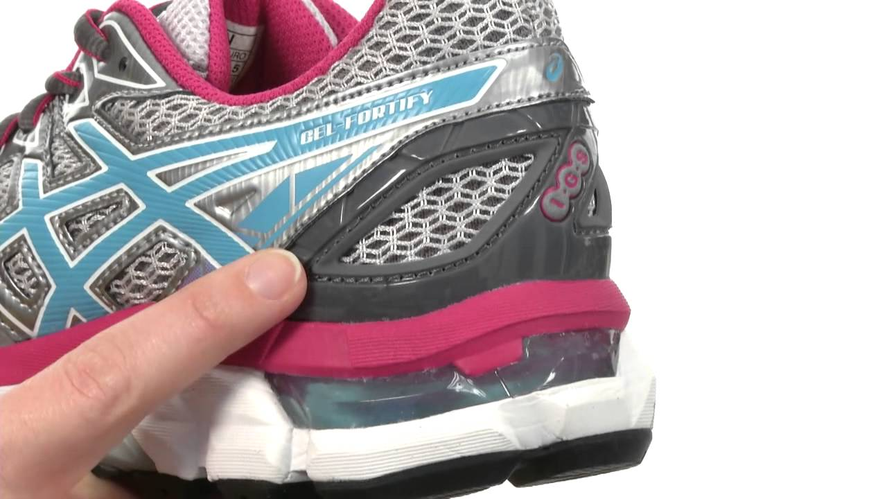 ASICS GEL-Fortify® SKU 8456532 - YouTube 65674abc184d