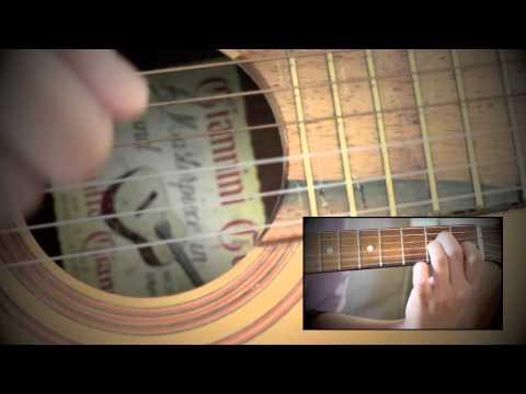 Hiding My Heart - Acoustic Tutorial
