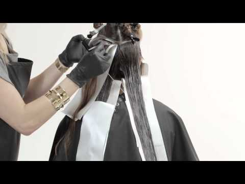 TIGI Copyright©olour - How to create the look - Yana