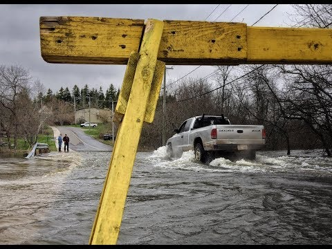 New Brunswick Flooding | LIVE Q&A
