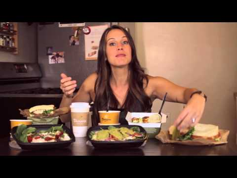 Panera BreadEat, Drink & Be Skinny with Angie Greenup