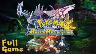 Pokémon: Battle Revolution (Nintendo Wii) - Full Game HD Walkthrough - No Commentary