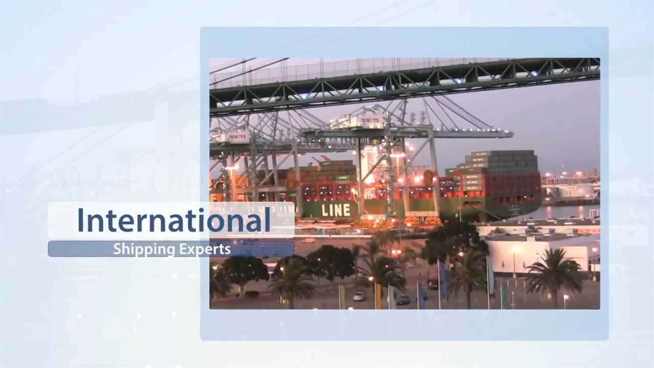 Overseas Shipping | International Container Shipping