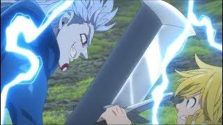 Meliodas vs Bellion Full Fight | Nanatsu no taizai Full Movie