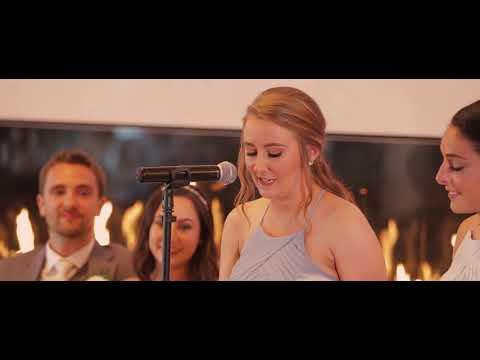Amanda And Eric's Wedding Film - Grand View Mendon Massachusetts
