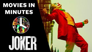 JOKER in 4 minutes (Movie Recap)