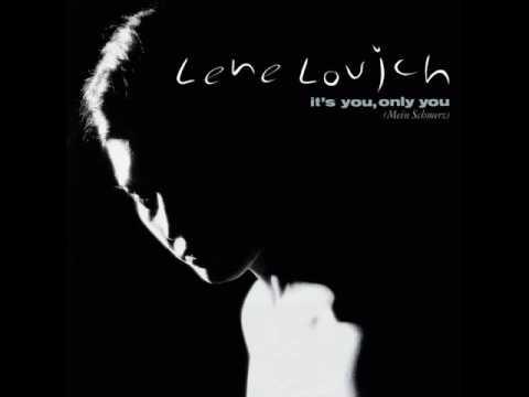 Lene Lovich - It's You, Only You (Mein Schmerz) (Version) B SIDE 12 INCH