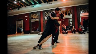 Dance Me To End of Love | Argentine Tango by Lindsey and Ricardo