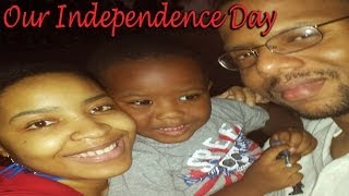 VLOG - Our Independence Day