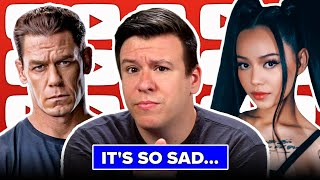 DISGUSTING! John Cena is a Coward, Bella Poarch, Olivia Rodrigo, Marjorie Taylor Greene Lunacy News