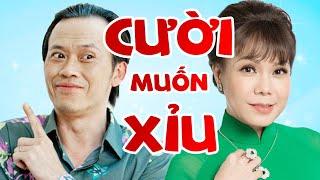 Cười Muốn Xĩu khi xem Hài Chí Tài Việt Hương Mới Nhất - Hài Kịch Kinh Điển 2020