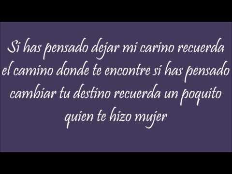 Jose Alfredo Jimenez Corazon Corazon Con letra