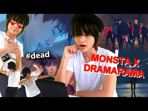 ME AFTER MONSTA X'S COMEBACK - DRAMARAMA | 70K SUBS SPECIAL
