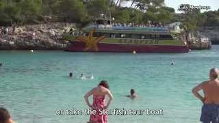 Mallorca Guide - Mondrago and S'Amarador beaches