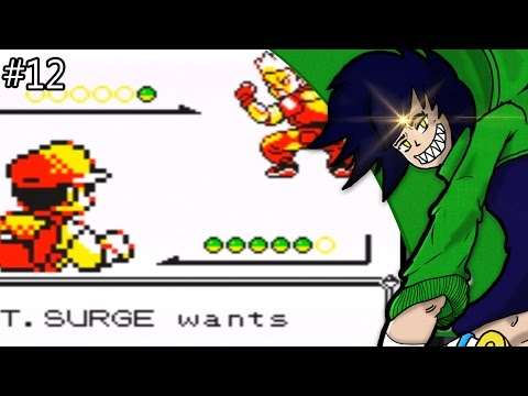 Pokemon Yellow #12 Let's Play: Who the hell blocks a Gym off with a tree?
