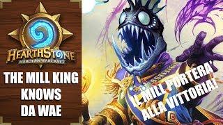 Mill Priest VS Mill Rogue - Hearthstone - GiananYEAH!