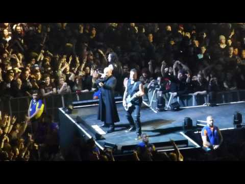 Disturbed - Down With the Sickness - live @ The O2 Arena, London 21.1.2017