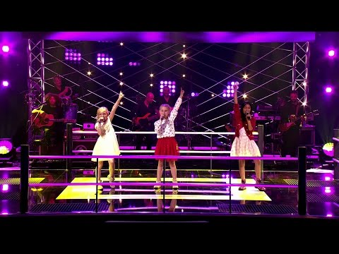 Zita, Josefien & Precious - 'Top Of The World' | Battles |The Voice Kids | VTM
