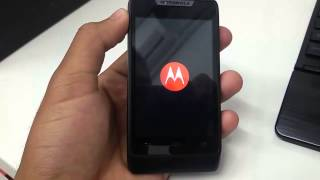 Hard Reset - Como desbloquear - Reset Total - Motorola Rarz D1- Cleyton Caetano