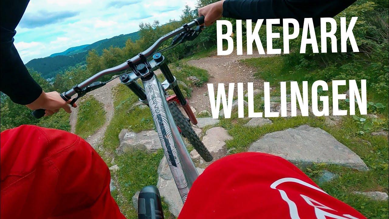 FIRST TIME Bikepark Willingen - RAW
