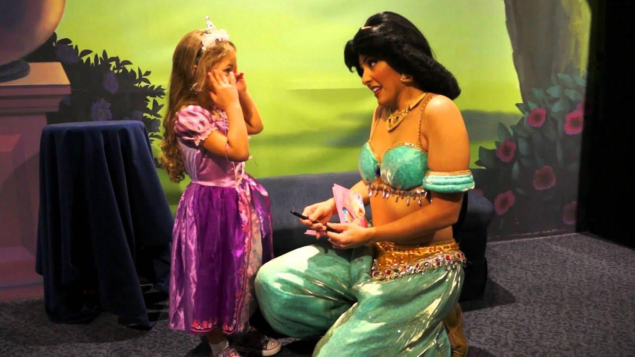 Rencontre princesse disney
