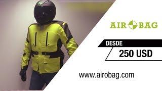 Tipos de Airbag para Motociclistas