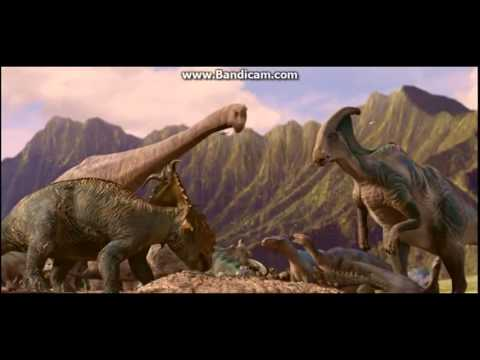 New and Improved Dinosaur Train Dinosaurs A Z song with real dinosaurs