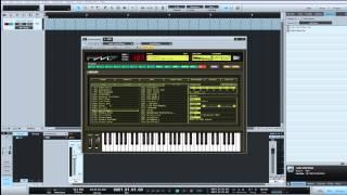 PreSonus - Les secrets de Luke Mourinet (Nomination Grammy) dans Studio One, Première Partie.