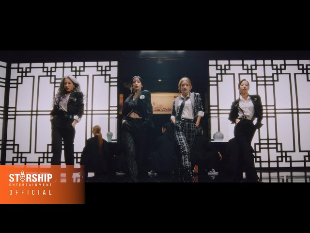 [MV] 우주소녀 더 블랙 (WJSN THE BLACK) - Easy