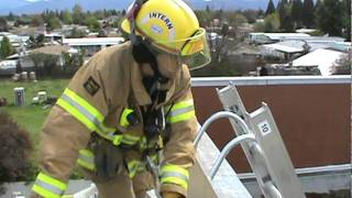 Parapet Ladder Training