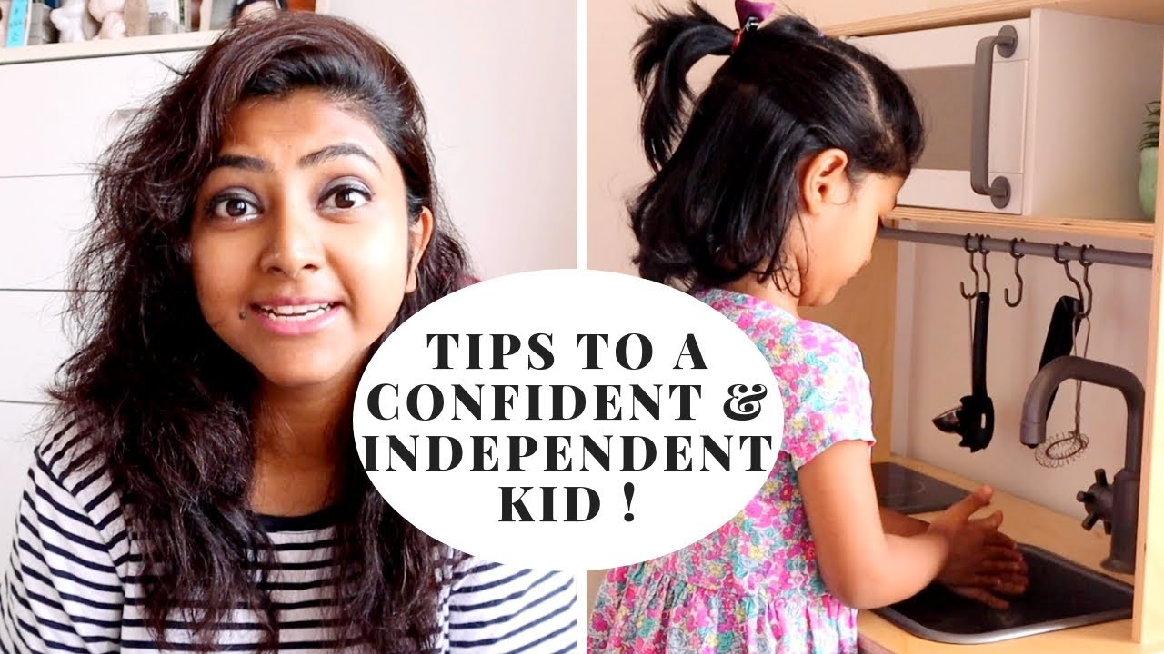 To Raise Confident Independent Kids >> How To Raise A Confident And Independent Toddler
