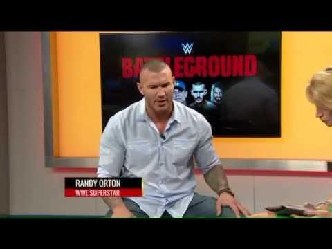 Randy Orton on Fox July 2015